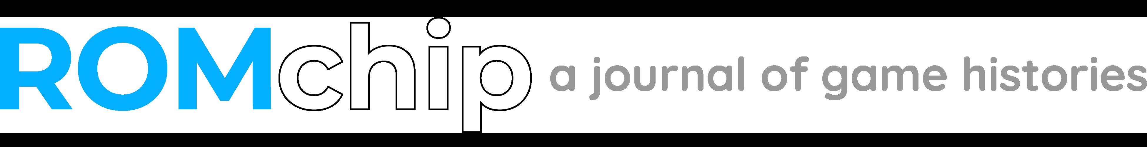 ROMchip journal